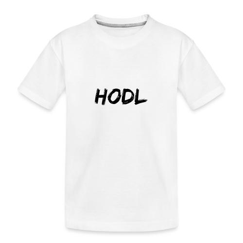 HODL - Kid's Premium Organic T-Shirt