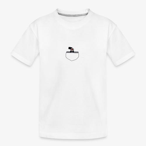Scar Pocket Buddy - Kid's Premium Organic T-Shirt