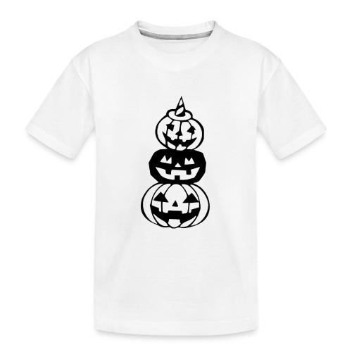 Pumpkins - Kid's Premium Organic T-Shirt