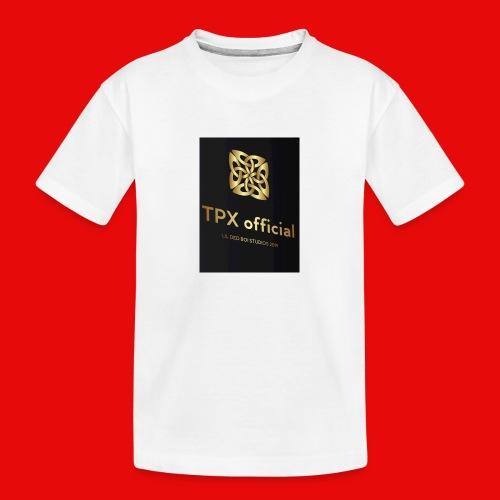 E242E723 143C 4F21 ACC0 2F6DCD22AB99 - Kid's Premium Organic T-Shirt