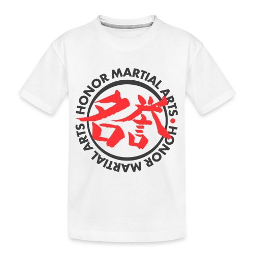 Honor Martial Arts - Kid's Premium Organic T-Shirt