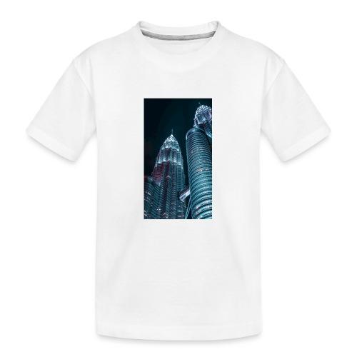 C0618608 28FC 4668 9646 D9AC4629B26C - Kid's Premium Organic T-Shirt