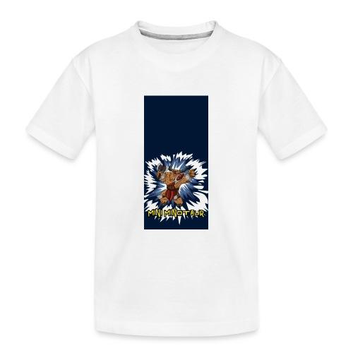 minotaur5 - Kid's Premium Organic T-Shirt