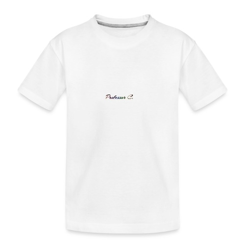 First Merch - Kid's Premium Organic T-Shirt