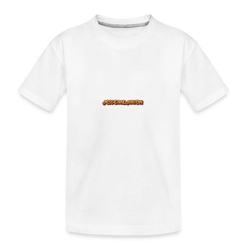 6A559E9F FA9E 4411 97DE 1767154DA727 - Kid's Premium Organic T-Shirt