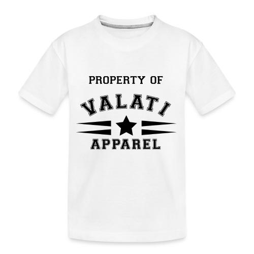 Property Of - Kid's Premium Organic T-Shirt