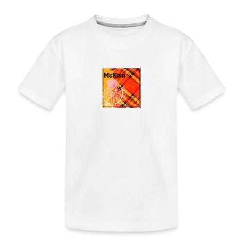 mckidd name - Kid's Premium Organic T-Shirt