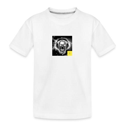 skull - Kid's Premium Organic T-Shirt