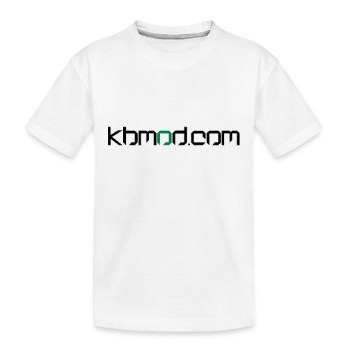 kbmoddotcom - Kid's Premium Organic T-Shirt