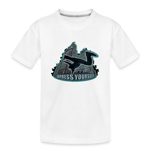 Breakers Expressions - Kid's Premium Organic T-Shirt