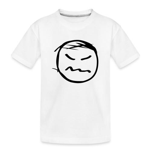 kicky head solo - Kid's Premium Organic T-Shirt