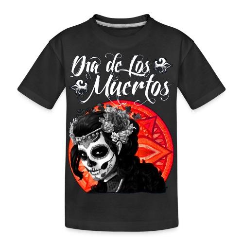 Dia de Los Muertos 01 - Kid's Premium Organic T-Shirt