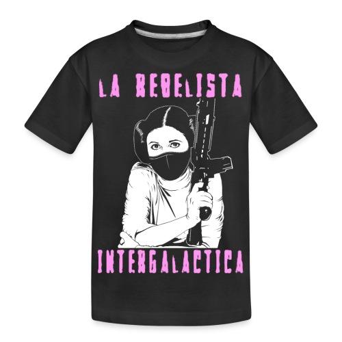 La Rebelista - Kid's Premium Organic T-Shirt