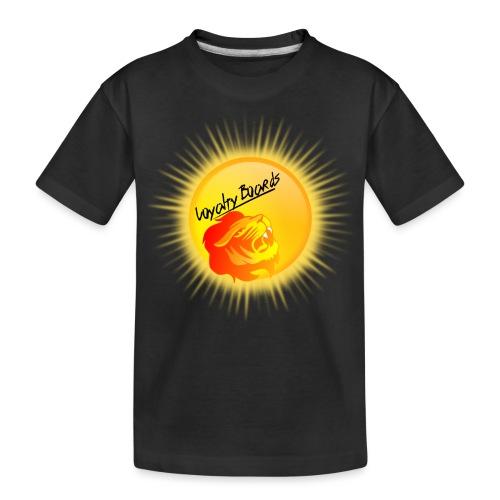 LoyaltyBoardsNewLogo 10000 - Kid's Premium Organic T-Shirt