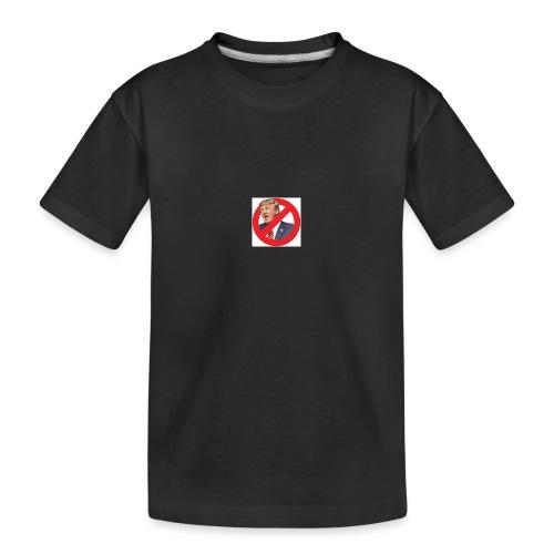 blog stop trump - Kid's Premium Organic T-Shirt