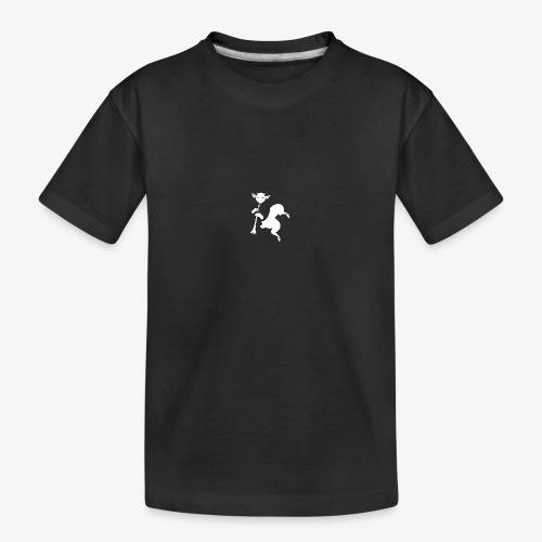 imagika white - Kid's Premium Organic T-Shirt