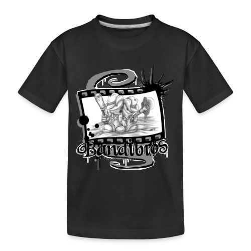 Bandibros I - Kid's Premium Organic T-Shirt