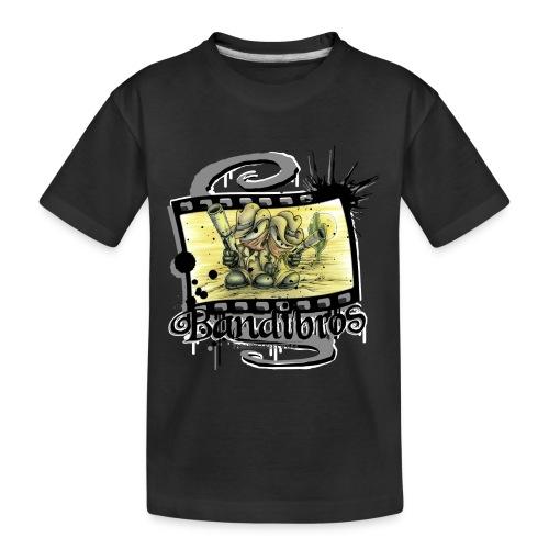 Bandibros II - Kid's Premium Organic T-Shirt