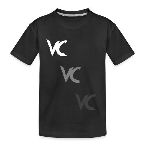 V3L0C1TY Logo Mugs & Drinkware - Kid's Premium Organic T-Shirt
