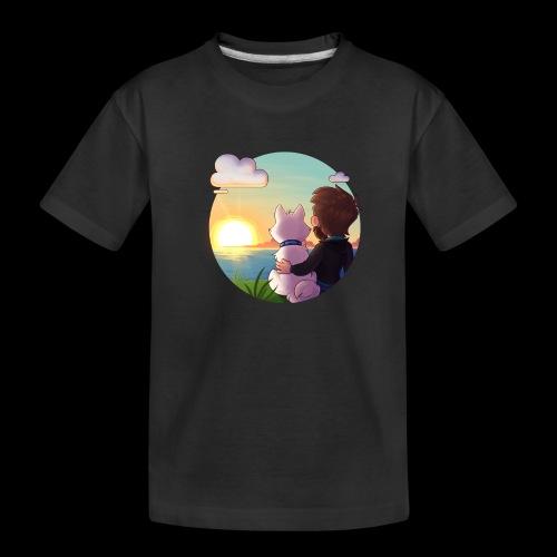 xBishop - Kid's Premium Organic T-Shirt