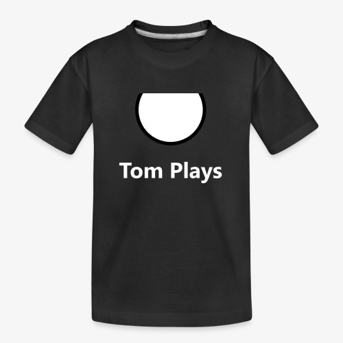 TomPlaysCircle - Kid's Premium Organic T-Shirt