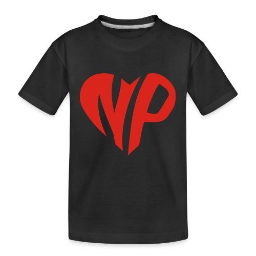 np heart - Kid's Premium Organic T-Shirt