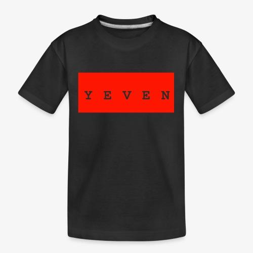Yevenb - Kid's Premium Organic T-Shirt