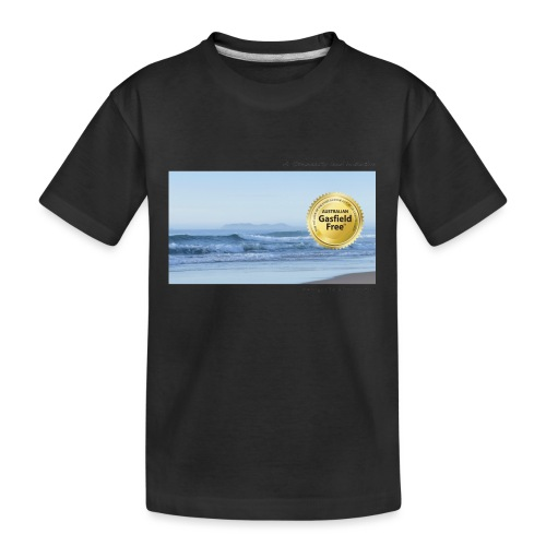 Beach Collection 1 - Kid's Premium Organic T-Shirt