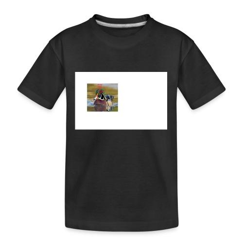 duck_life - Kid's Premium Organic T-Shirt