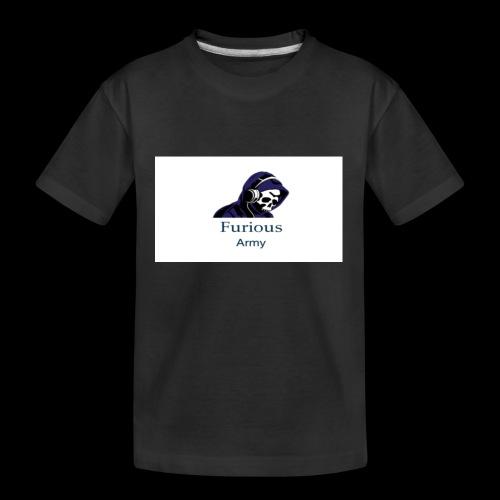 savage hoddie - Kid's Premium Organic T-Shirt