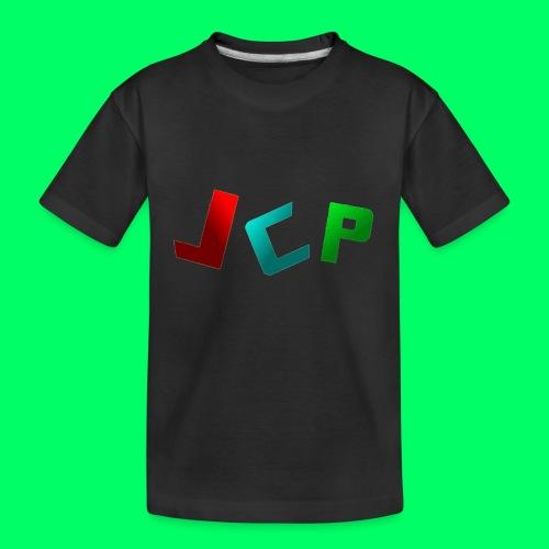 JCP 2018 Merchandise - Kid's Premium Organic T-Shirt