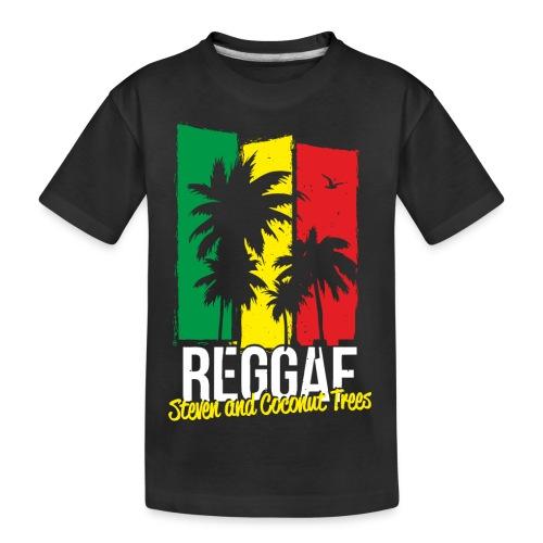 reggae - Kid's Premium Organic T-Shirt