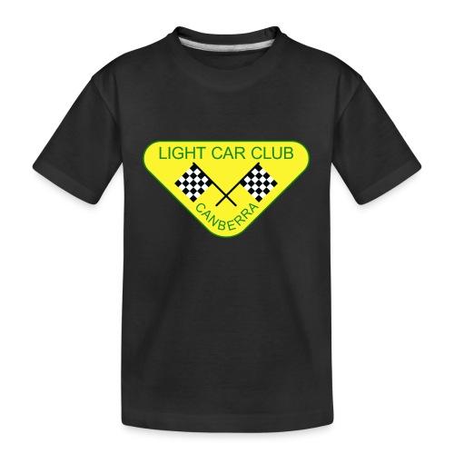 LCCC - Kid's Premium Organic T-Shirt
