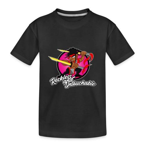 ru won 01 - Kid's Premium Organic T-Shirt