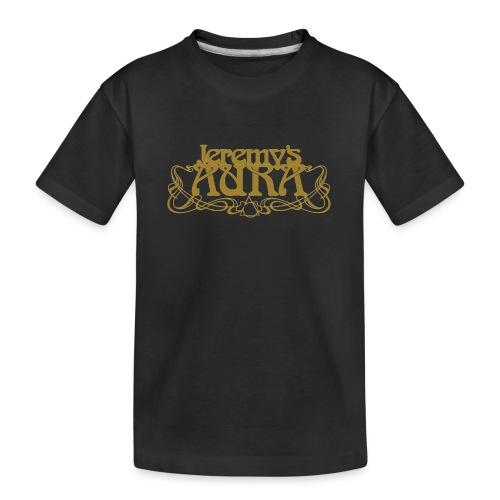 Jeremy's Art Nouveau Logo - Kid's Premium Organic T-Shirt