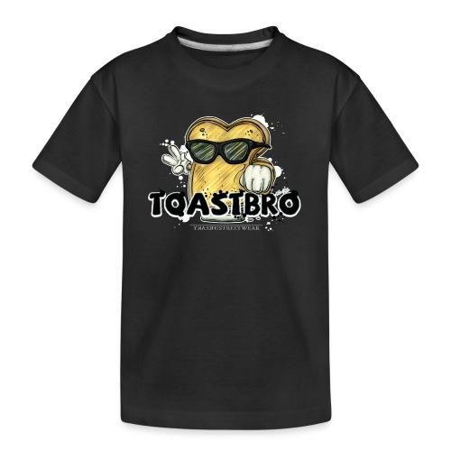 Toastbro - Kid's Premium Organic T-Shirt