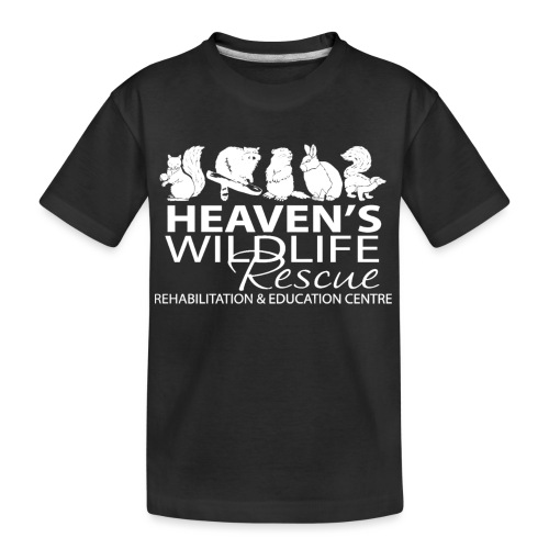 HWR White - Kid's Premium Organic T-Shirt