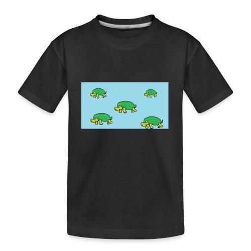 hib2 png - Kid's Premium Organic T-Shirt