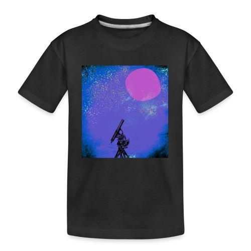 Telescope Diderot's Encyclopedia - Kid's Premium Organic T-Shirt