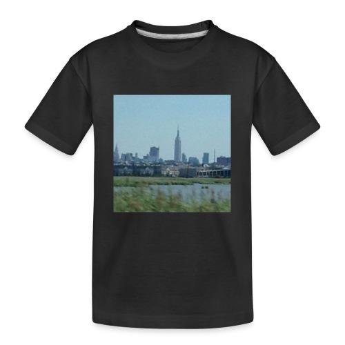 New York - Kid's Premium Organic T-Shirt