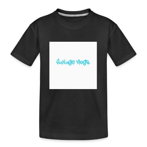 BBE7B1B4 6044 42AF A152 48208328D2C8 - Kid's Premium Organic T-Shirt