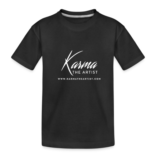 Karma - Kid's Premium Organic T-Shirt