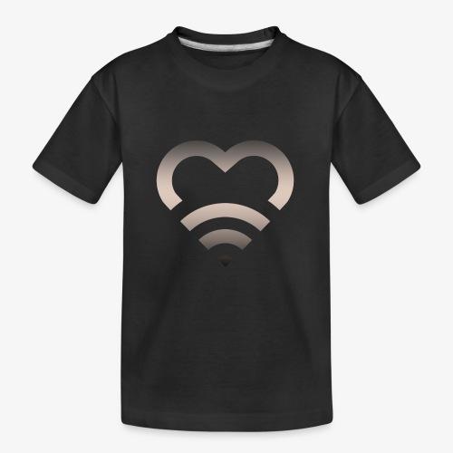 I Heart Wifi IPhone Case - Kid's Premium Organic T-Shirt