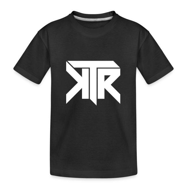 KTR Logo White