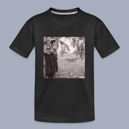 dunkerley twins - Kid's Premium Organic T-Shirt