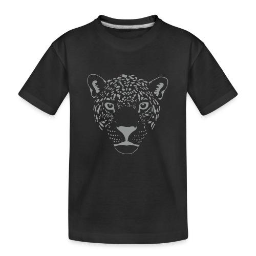 jaguar cougar cat puma panther leopard cheetah - Kid's Premium Organic T-Shirt
