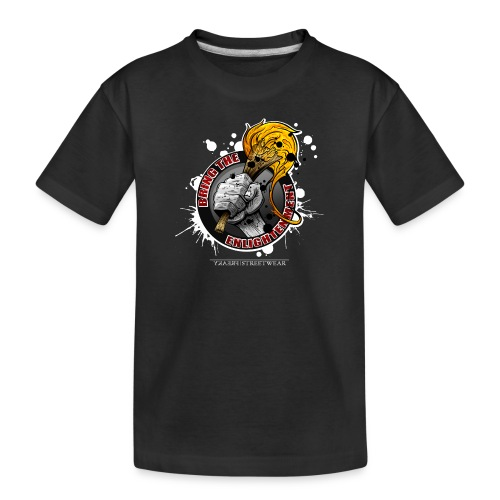 bring the enlightment - Kid's Premium Organic T-Shirt