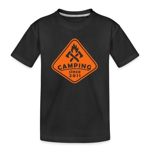 Campfire 2011 - Kid's Premium Organic T-Shirt