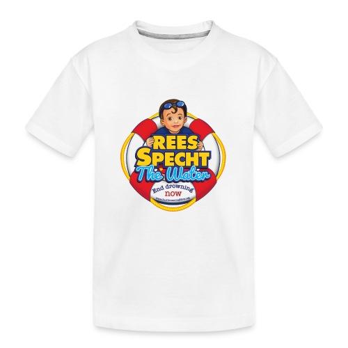 RSTWHIGH - Kid's Premium Organic T-Shirt