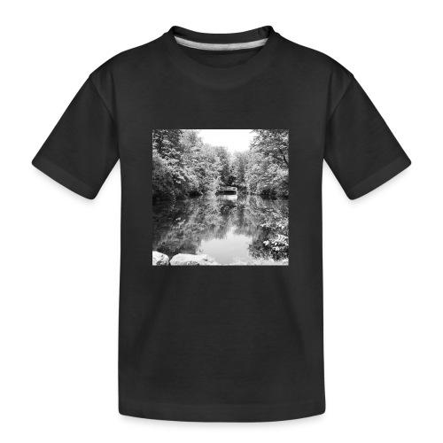 Lone - Kid's Premium Organic T-Shirt